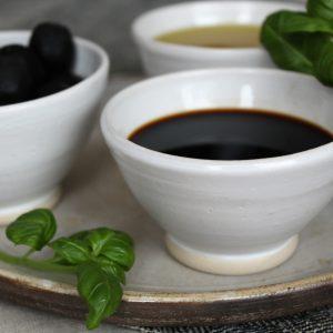Handmade condiment bowl